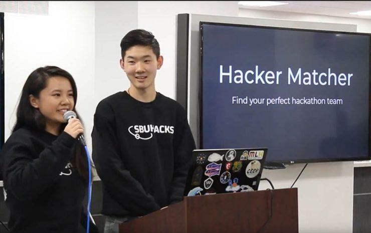 Hacker Matcher