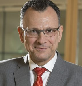 Fotis Sotiropoulos, Dean of the College of Engineering and Applied Sciences