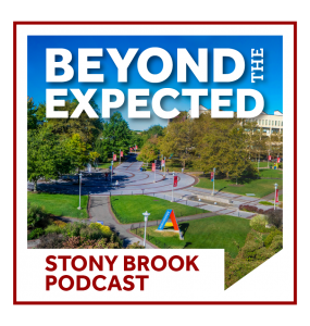 Beyond the expected icon sb podcast