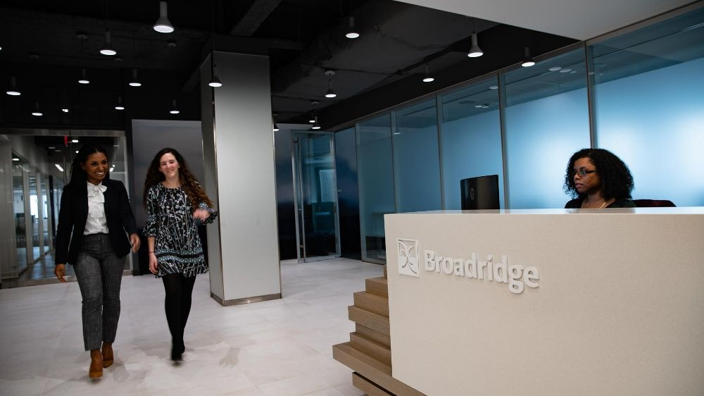 Broadridge headquarters