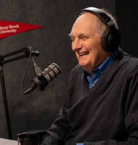Alan Alda podcast