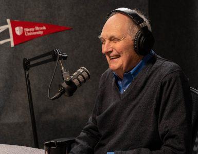 Alan Alda podcast