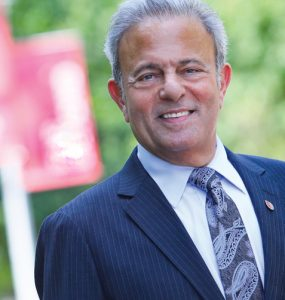Michael A. Bernstein, Interim President, Stony Brook University