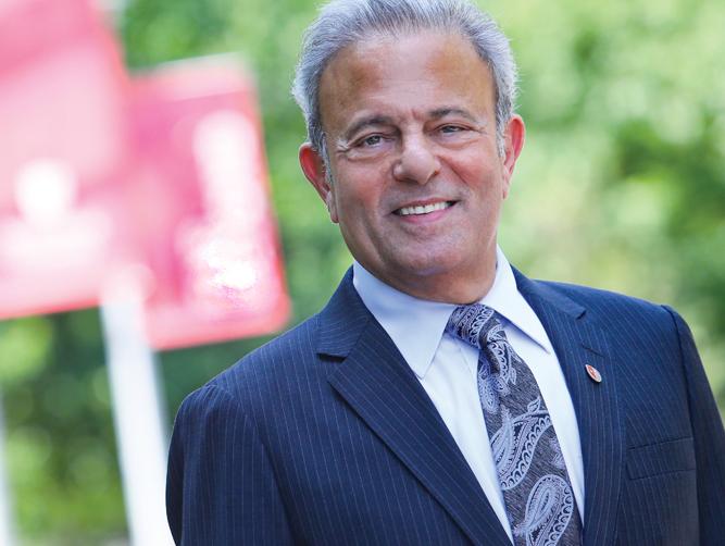Michael A. Bernstein, Interim President, Stony Brook University