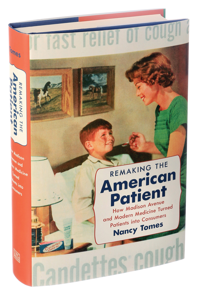 Nancy Tomes' book recounts the history of healthcare in the United States and challenges the nostalgic view of the practice of medicine as having been simpler and more equitable in the past.