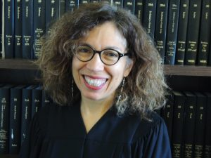Justice Lizbeth Gonzalez '74