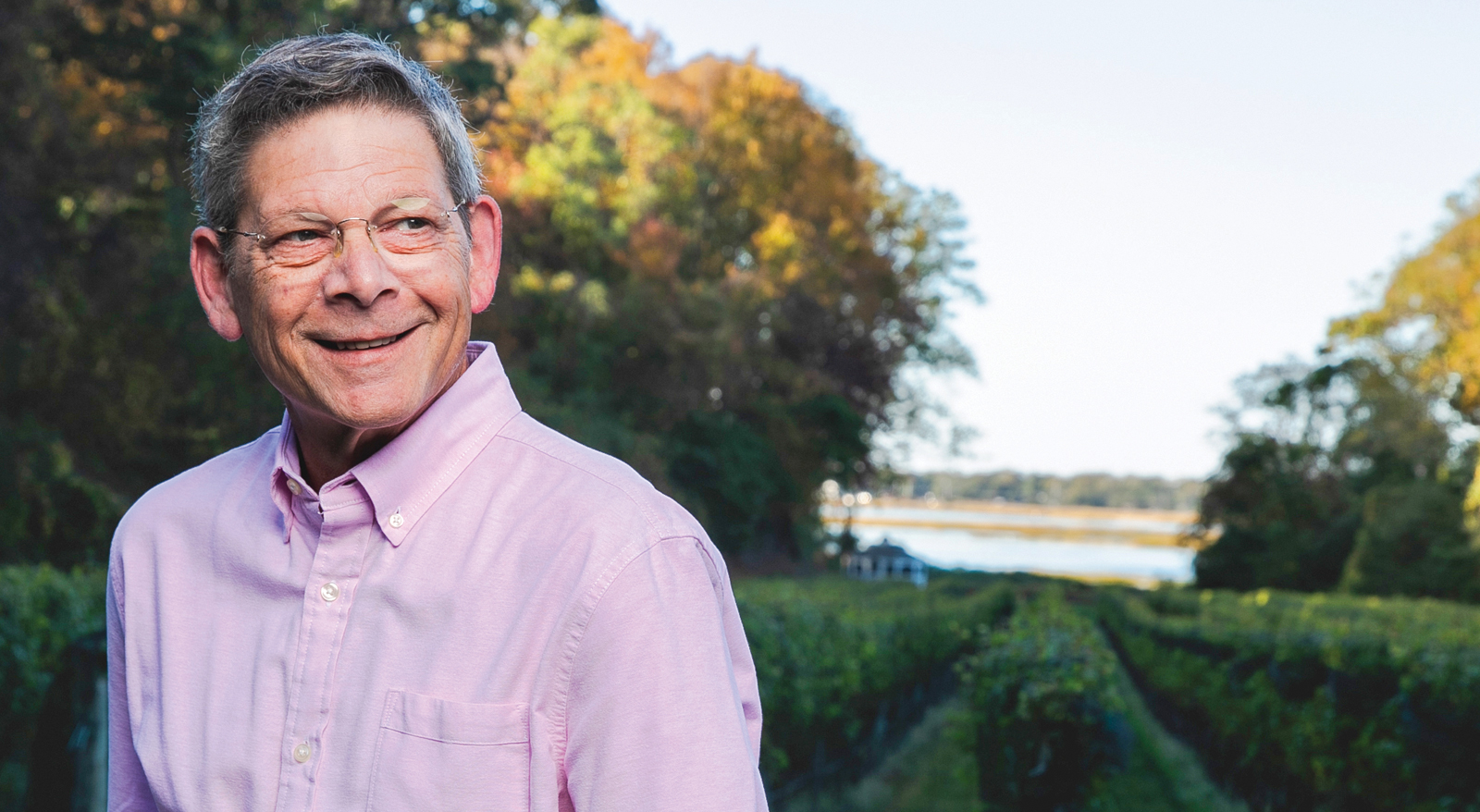 Technology disrupter, medical innovator, business pioneer and Stony Brook Foundation Trustee David Acker transformed his 18th century estate in Head of the Harbor, Long Island, New York, into Harmony Vineyards in 1998.