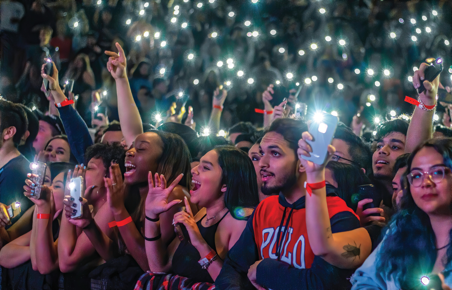 Annual Brookfest concert Spring 2019: The event continues the University's long history of bringing up-and-coming musical talent to campus. Island Federal Arena, Anastasia Kobus