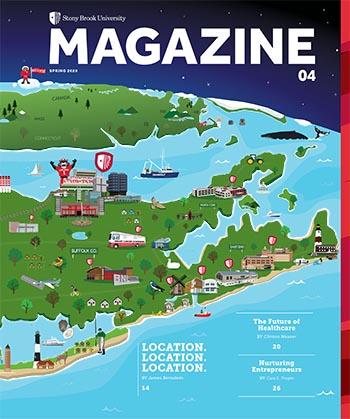 Stony Brook Magazine