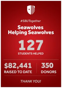 Seawolves Helping Seawolves Infographic