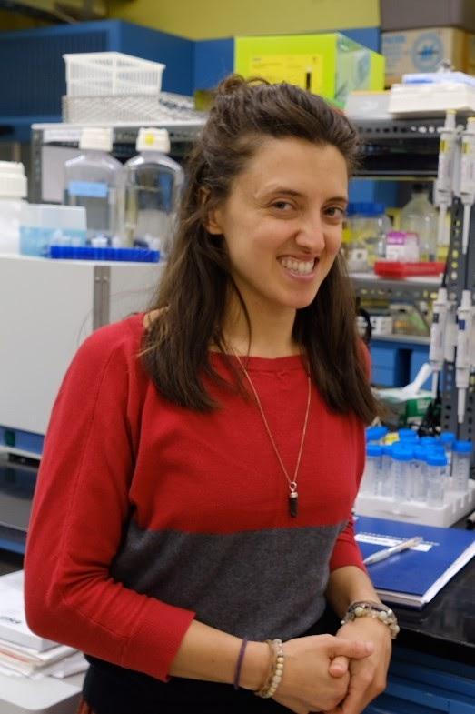 Mariana Rius, SoMAS PhD candidate