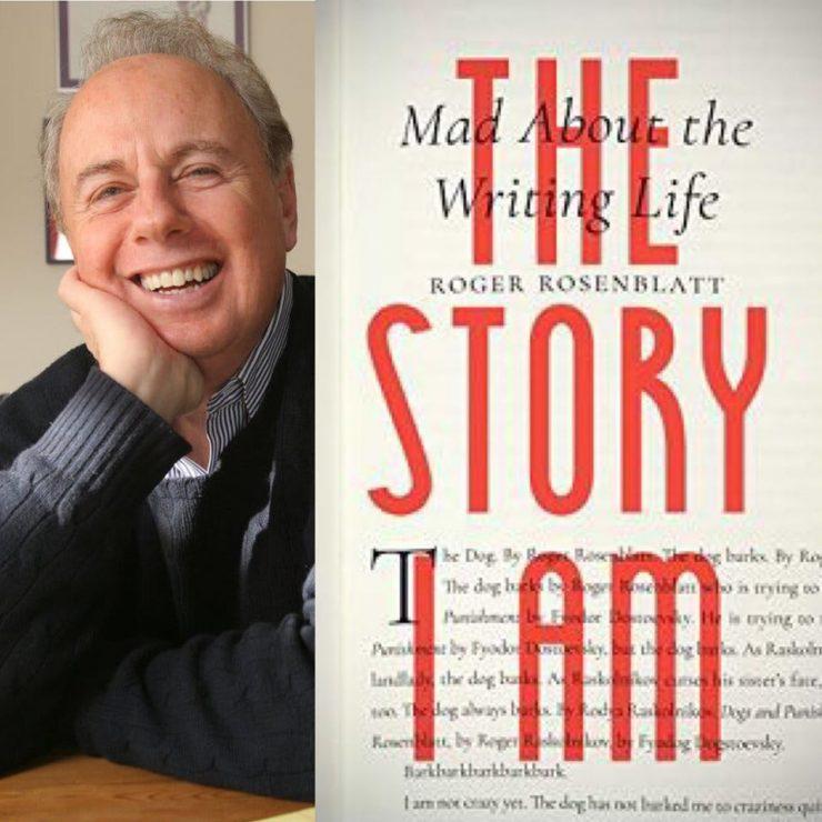 Roger rosenblatt the story i am