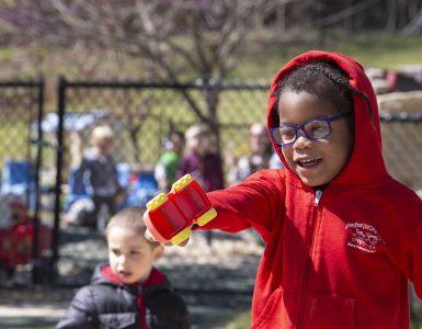 Stony Brook Child Care Center.