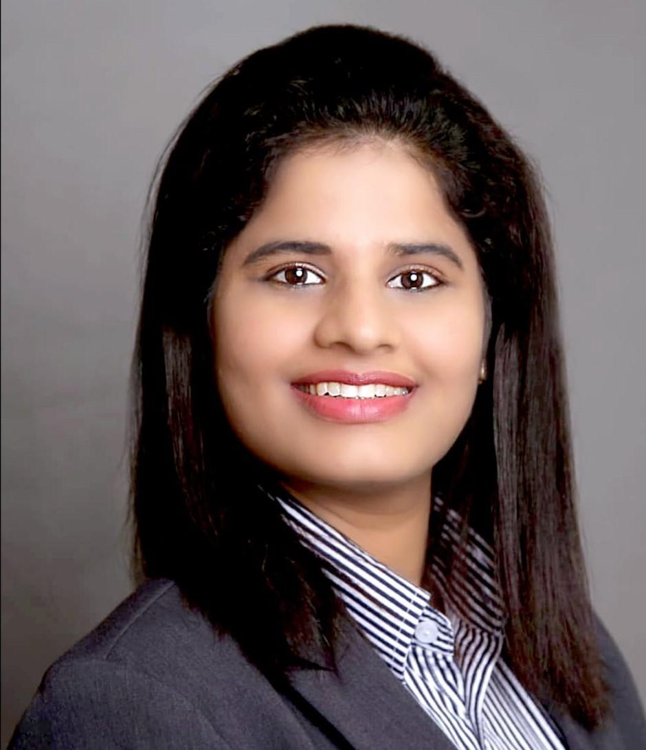 Dr. Sharma wins 2020 NAI Young Inventor Award
