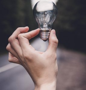 Lightbulb invention