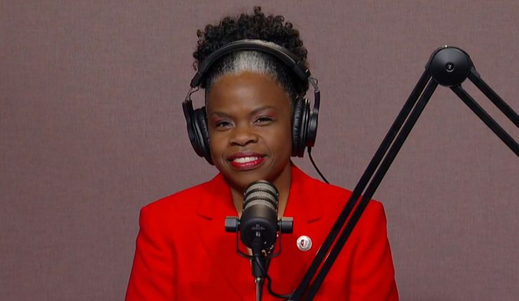 Podcast 2020 response Kimberly Joy Dixon