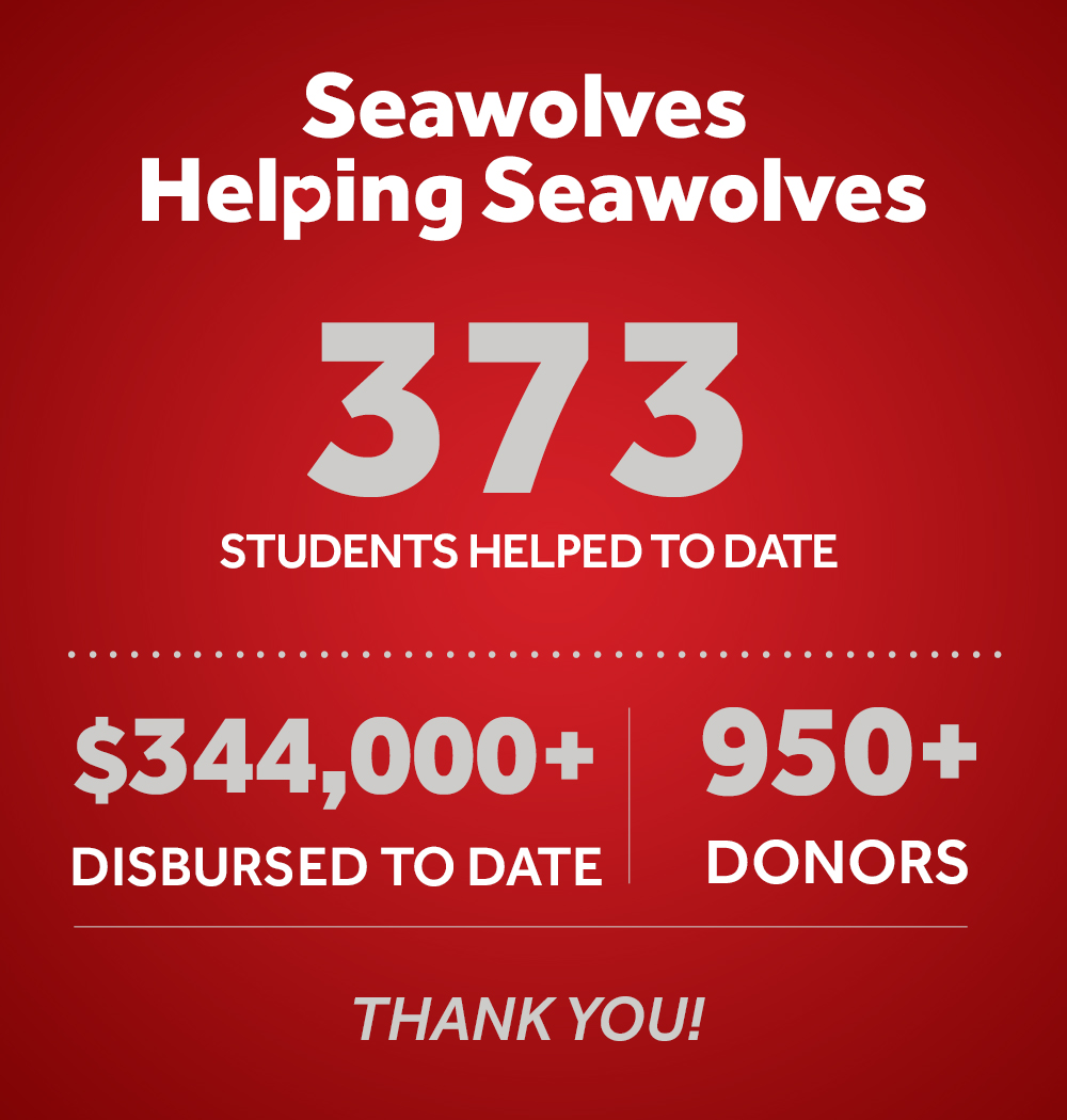 Seawolves helping seawolves totals