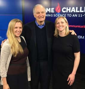 Alan Alda group