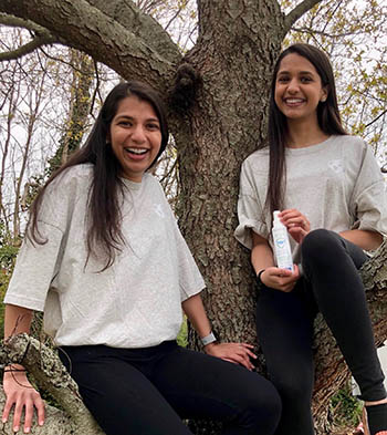 Shah sisters