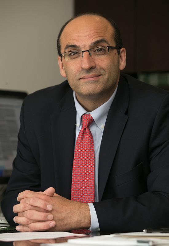 Dr. Ramin Parsey