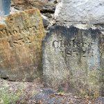 CHolera gravestones