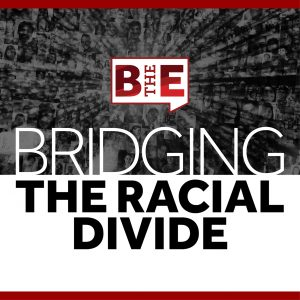 Bridging racial divide artwork