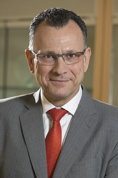 Fotis Sotiropoulos, Dean of the College of Engineering and Applied Sciences, is lead principle investigator of the project.
