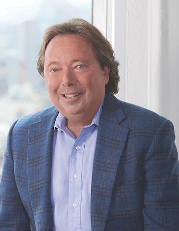 Richard L. Gelfond '76, Hon. '04, Chair, Stony Brook Foundation Board of Trustees