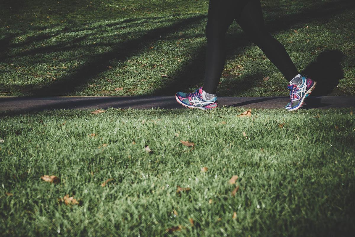 Walking challenge healthieru