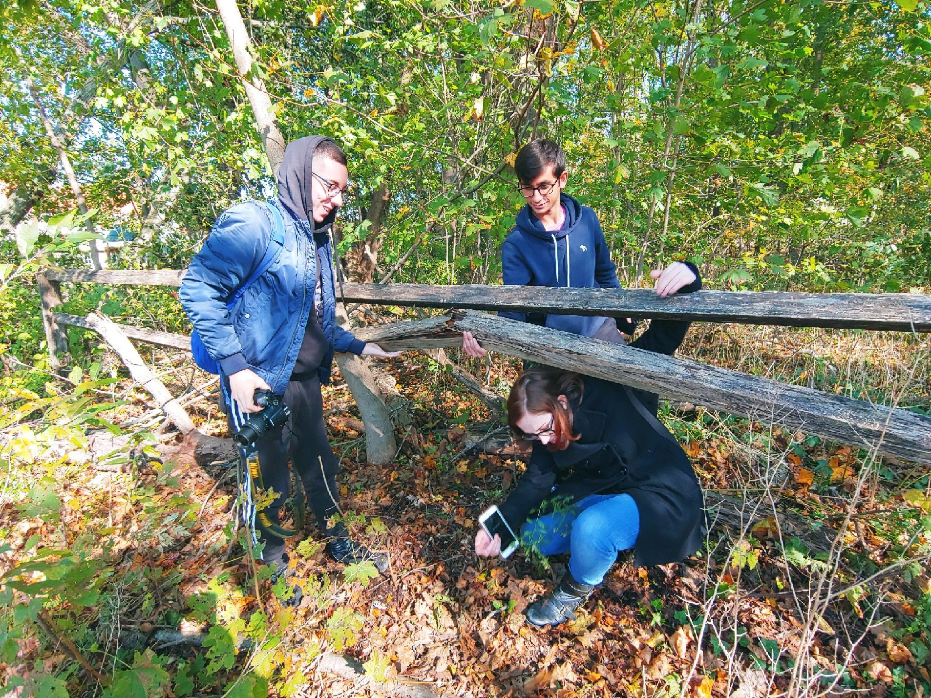 Journalism students uncover stories of slavery on Long Island