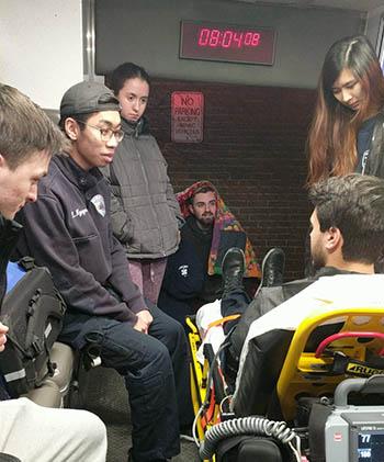 EMT training