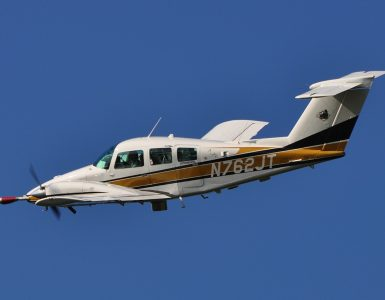 The ALAR aircraft, operated by Paul Shepson, is one plane that will be flown in Alaska during CHACHA research.