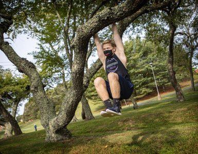Nick Siegel workout