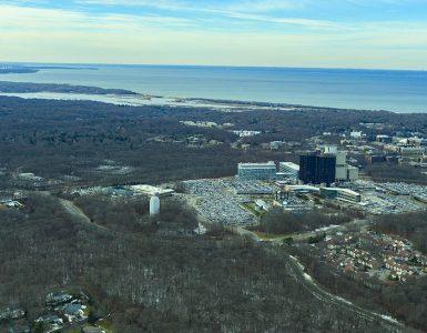 SNU aerial shot