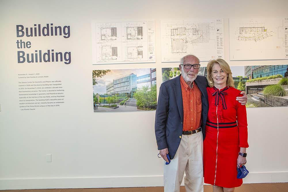 Jim and Marilyn Simons