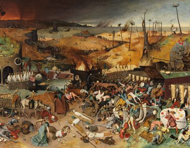 Triumph of death by pieter bruegel the elder