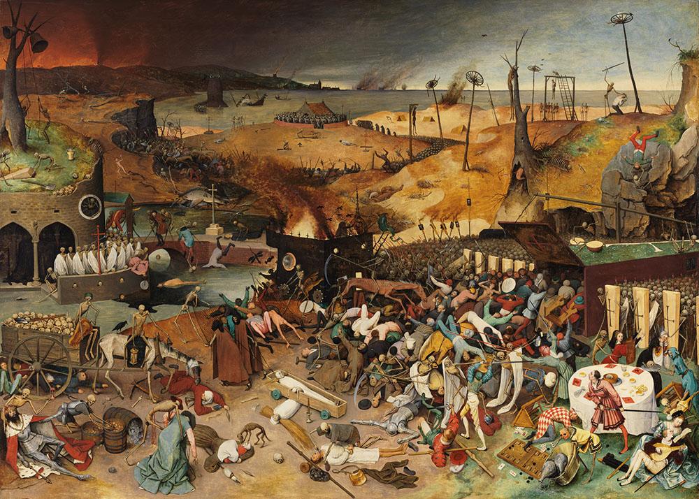 Triumph of death by pieter bruegel the elder