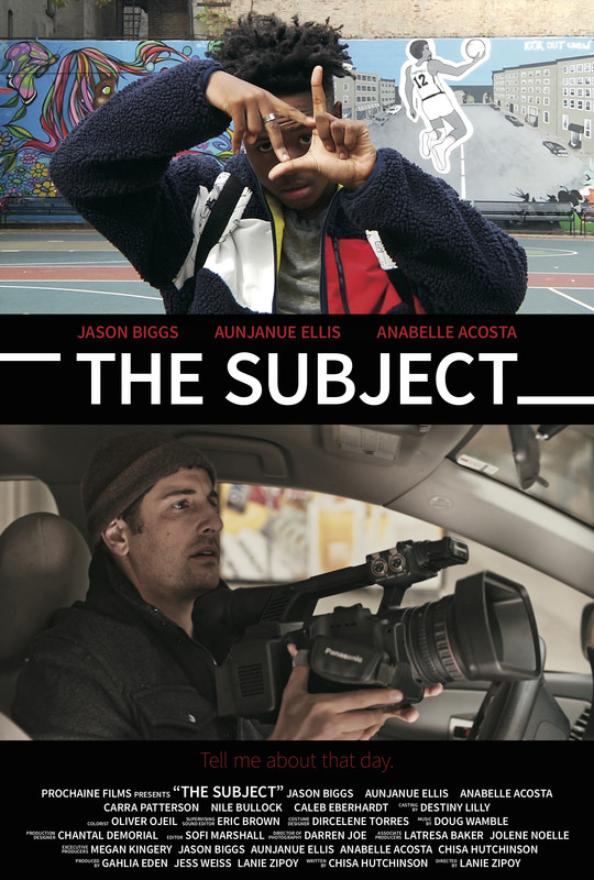The Subject poster