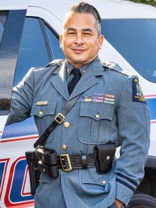 Deputy chief Nelson Castilla