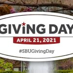 Giving day 2021 - April 21 #SBUGivingDay