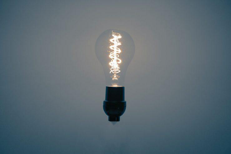 Lightbulb energy
