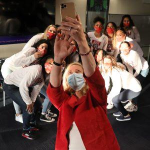 Mcinnnis team selfie1