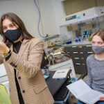 Two Geosciences Seniors Involved in Environmental Research