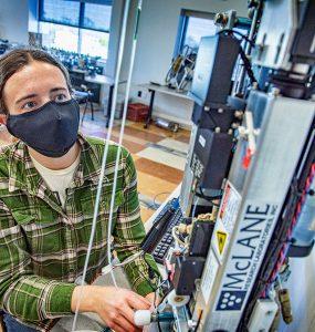 Rogers lab new