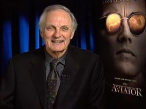 Alan alda the aviator