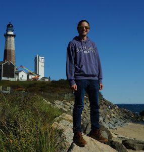 Durie lighthouse kb
