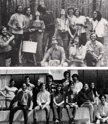 Reunion 1970 and 1971