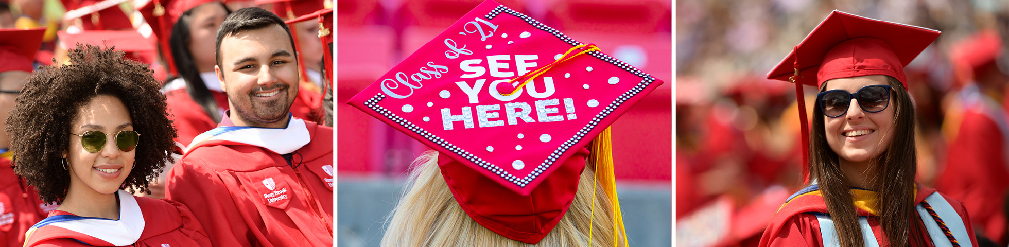 Commencement news 2021