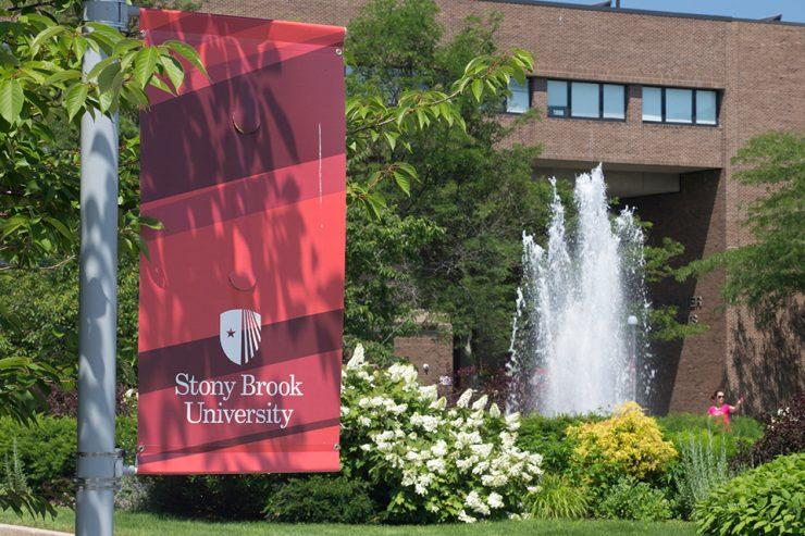 Stony brook university campus 1