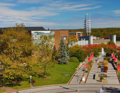Stony brook university campus 2